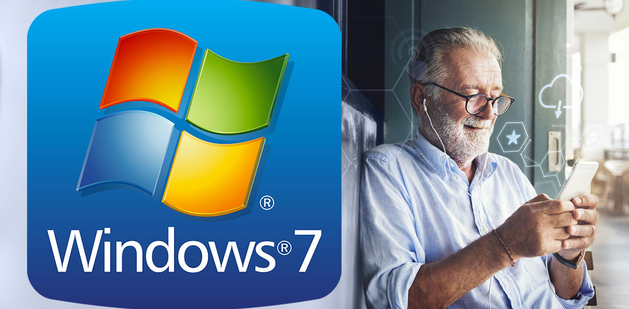 Windows 7 va in pensione