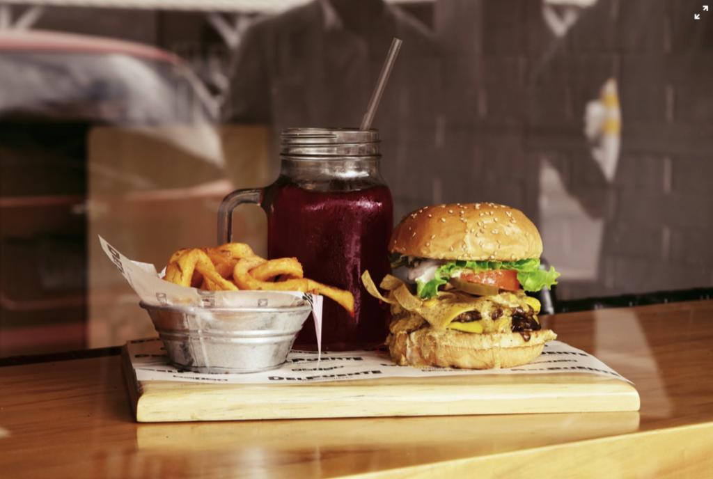 la foto nei menu dei ristoranti